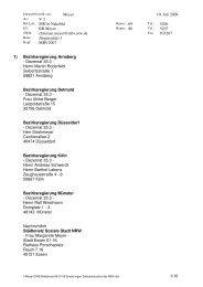 09-07-06 Erwartungen Selbstevaluation des MBV - Soziale Stadt NRW