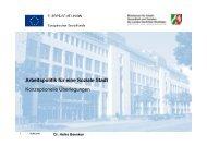 PDF Download - Soziale Stadt NRW