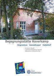 Begegnungsstätte Haverkamp - Soziale Stadt NRW
