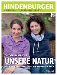 Hindenburger - Ausgabe Juni 2013