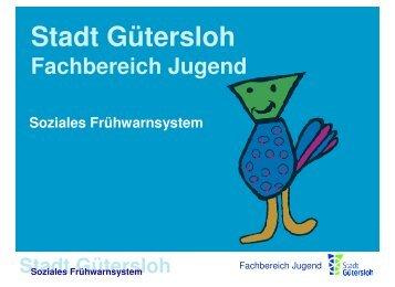 Stadt Gütersloh - Frühe Hilfen für Kinder und Familien. Soziale ...