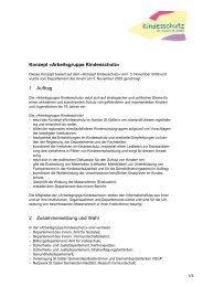 Konzept «Arbeitsgruppe Kindesschutz - Amt für Soziales - Kanton St ...