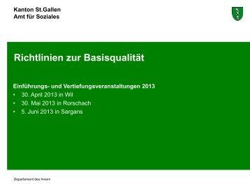 644 kB, PDF - Amt für Soziales - Kanton St.Gallen