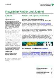 Oktober 2013 (171 kB, PDF) - Amt für Soziales - Kanton St.Gallen