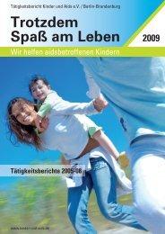 Trotzdem Spaß am Leben - Verlag Volker Herrmann Soziales ...