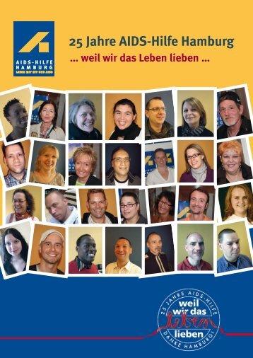 25 Jahre AIDS-Hilfe Hamburg