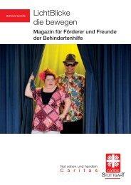 LichtBlicke die bewegen - Verlag Volker Herrmann Soziales Marketing