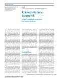 Präimplantationsdiagnostik. Ungelöste Fragen angesichts des ... - Seite 2
