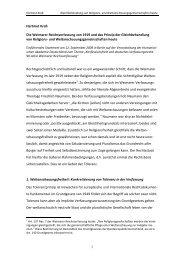 Die Weimarer Reichsverfassung von 1919 und ... - Universität Bonn