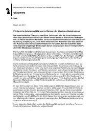 Erfolgreiche Leistungsabklärung im Rahmen der ...