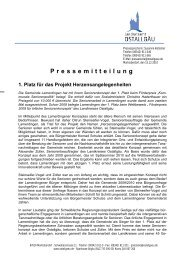 Pressemitteilung - Sozialportal Ostallgäu