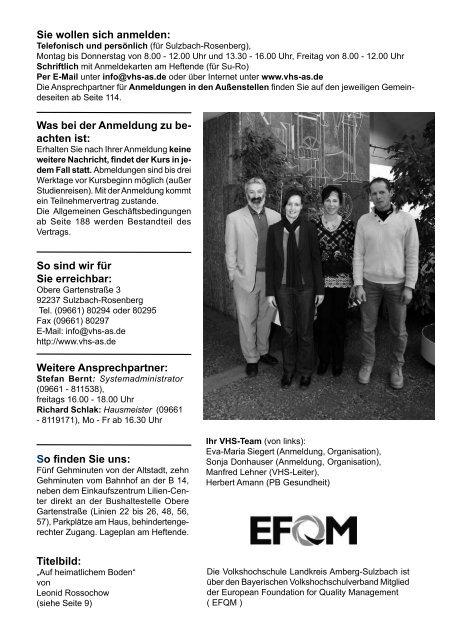 6ef9138ed8 Sie wollen sich anmelden - VHS Amberg-Sulzbach