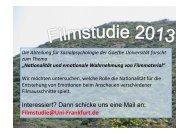 Filmstudie@Uni-‐Frankfurt.de - Sozialpsychologie - Goethe ...