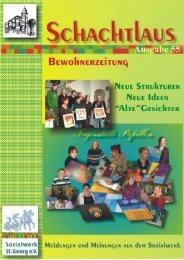 Schachtlaus 55 - Sozialwerk St. Georg