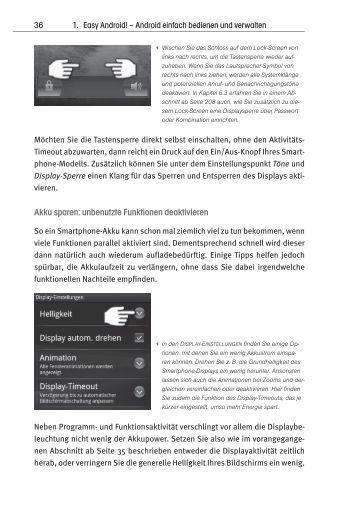 Akku sparen: unbenutzte Funktionen deaktivieren - Data Becker