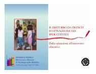 Relazione del dr. Fedeli