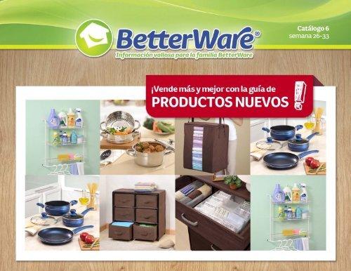 Guía de productos nuevos - Catálogo 6
