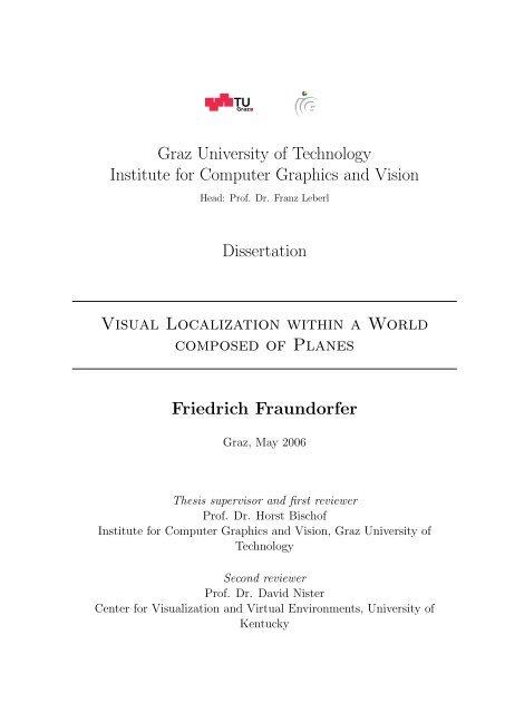 Computer phd thesis