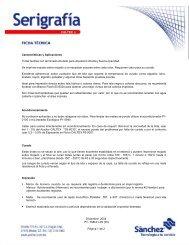 FTN CALTEX - Proveedora de las artes graficas