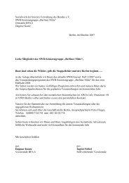 """Seniorengruppe """"Berliner-Mitte"""" I - beim Sozialwerk der Inneren ..."""