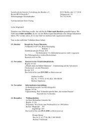 Sozialwerk der Inneren Verwaltung des Bundes e - beim Sozialwerk ...