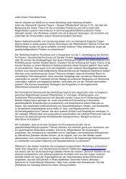 queer workshop HH juli 05.rtf - Universität Hamburg