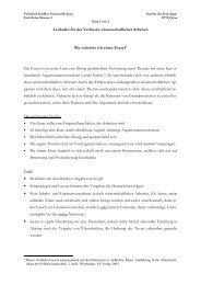 Wie schreibe ich ein Essay.pdf - Institut für Soziologie - Friedrich ...