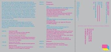 Region - Innovation - Hochschule - Institut für Soziologie