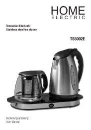 TS5002E - E2 Fachhandels & Reparatur Servicecenter | Start