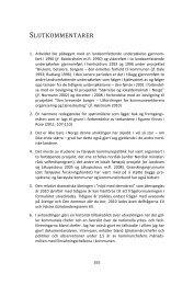 slutkommentarer - Förvaltningshögskolan - Göteborgs universitet