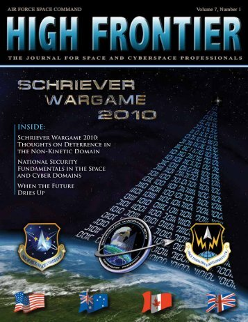 Schriever Wargame 2010 - Air Force Space Command