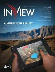 inView October 2010 - Space-Library