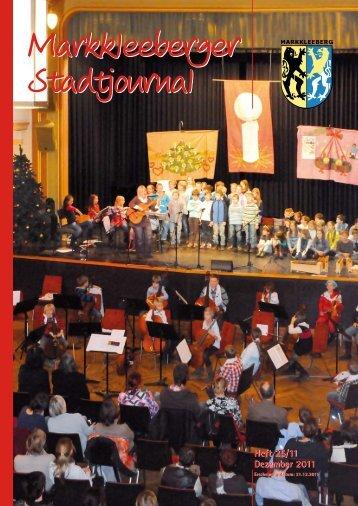 Heft 25/11 Dezember 2011 Heft 25/11 Dezember ... - Druckhaus Borna