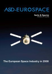 The European Space Industry in 2008 - Space-Library