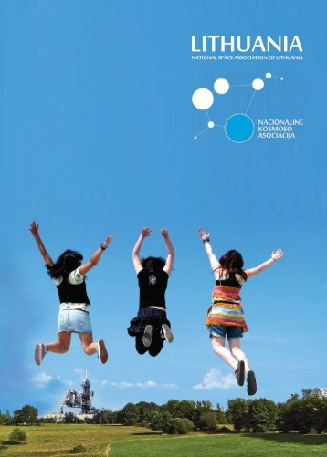 A booklet of National Space Association, 2009 is available here.