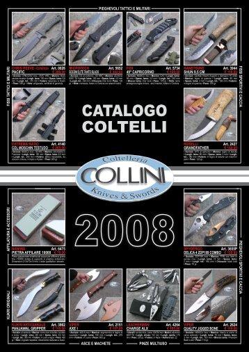 CATALOGO COLTELLI - Spade elmi katana abiti