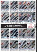 Catalogo coltelli 2010 - Spade elmi katana abiti - Page 7