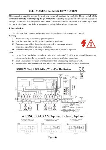 Wiring diagram - 3 Phase motor - EL 55 - Emerson Process ...