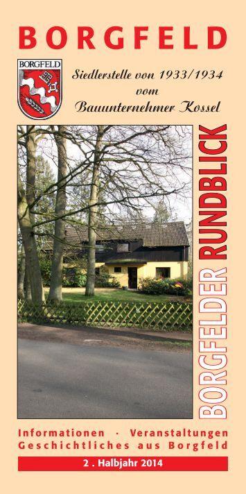 Borgfelder Rundblick 2/2014