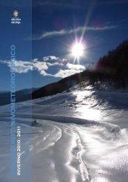 Inverno 2010-2011 - Regione Autonoma Valle d'Aosta