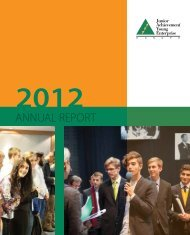 Annual Report 2012 - ja-ye europe