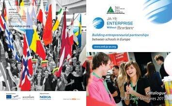 Best Joint-Ventures 2011 - ja-ye europe