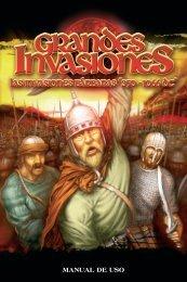 GRANDES INVASIONS Manuel ES