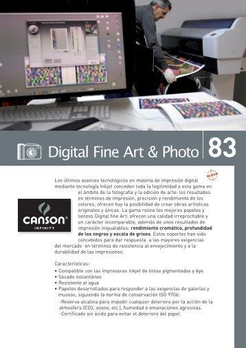 Digital Fine Art & Photo Pág 83 - En esta sección ... - Arqui.com