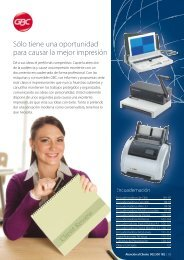 Catálogo 2009 Encuadernadoras GBC - Arqui.com