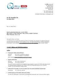 Ausstellerinformationen zur id mitte als Download im PDF-Format