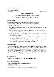 Kursinformation TNMK30 Elektronisk publicering