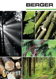 Landscape/Forest - Julius Berger GmbH + Co. KG