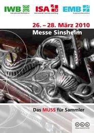 Internationale Waffenbörse - H & K Messe