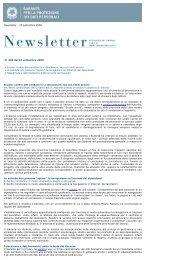 Newsletter - 22 settembre 2009 Scuola: contro atti ... - Info-Scuole